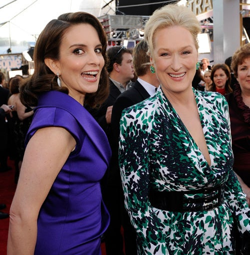 Jaw-Dropping Conversation With Meryl And Tina