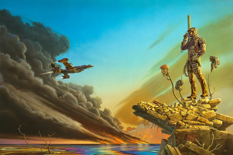 Mutant Hunter Q&A with Michael Whelan
