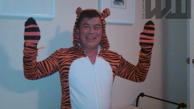 Tiger Suit Congressman Accused of 'Unwanted Sexual Encounter'