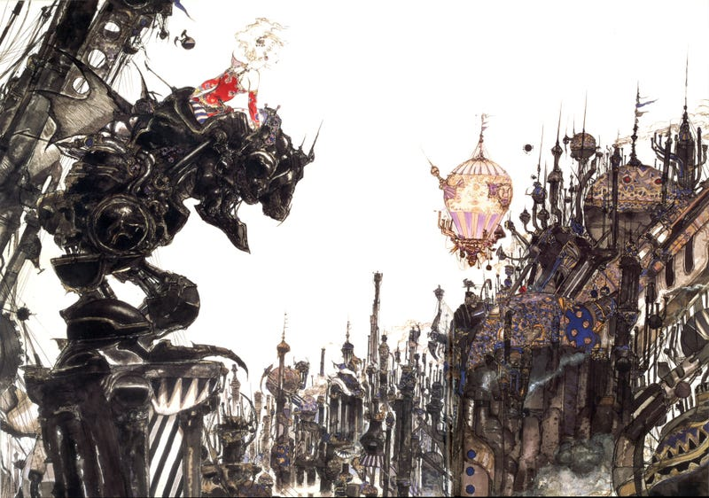 Final Fantasy VI: The 16-bit High-Water Mark