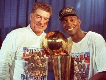 Pistons' Coach Chuck Daly Dies