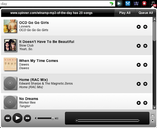 ExtensionFM Is a Very Cool Browser-Based Music Library, and We've Got Invites