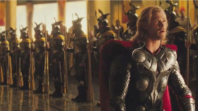 All Hail Thor!