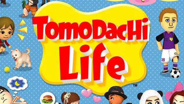 I'm Having a Ridiculously Good Time With Tomodachi Life