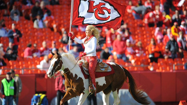 The Chiefs Are Buddying Up To Native American Groups