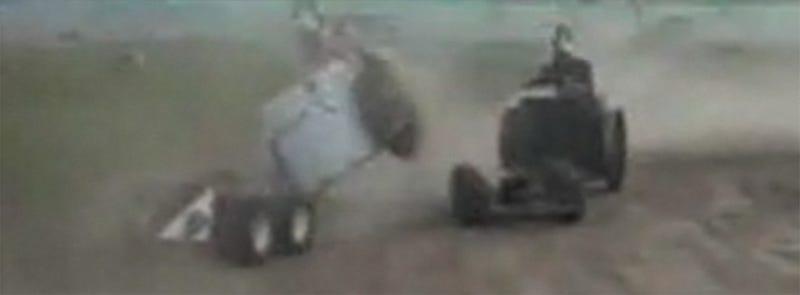 Ben Hur, Jalopnik Style: Motorized Dueling Chariots