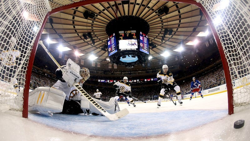 The Rangers Steal One Freaking Game, And Here Comes The Comeback Talk