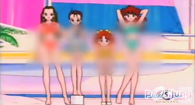 Thailand's Anime Censorship Sure Is Strict
