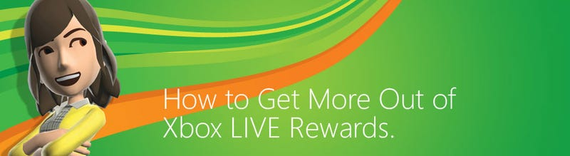 "Xbox Live Rewards Gives You ""Money"" For Nothing"
