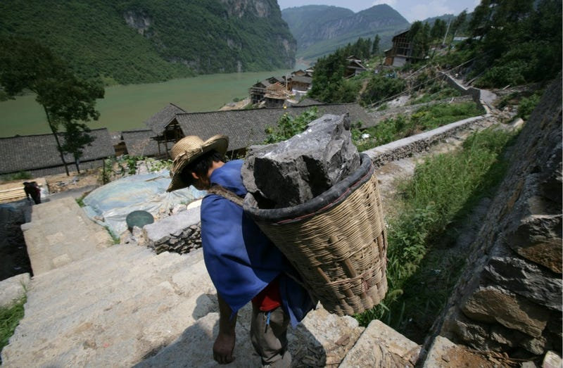 2,400 years of China's vast water engineering projects