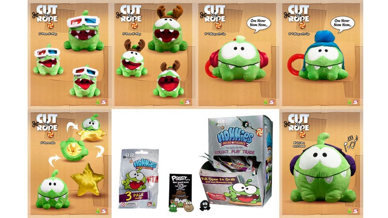 What to Get the Discerning Cut the Rope Fan for Christmas