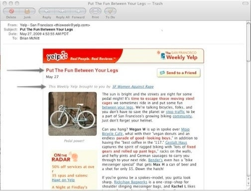 Yelp Sorry About Ruining Anti-Rape Message