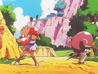 High Kicks All Day! Hitmonlee, Pokemon One a Day!