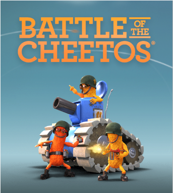 The Battle of the Cheetos Continues