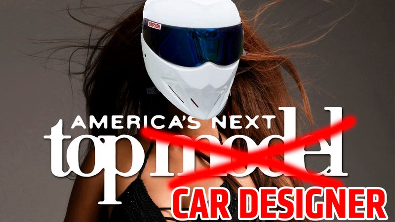Get On This Reality Show And Become America's Next Top Car Designer