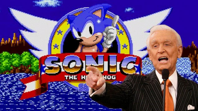 Sonic is Better With The Price is Right Music
