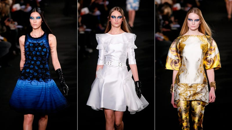 Prabal Gurung Gives Us Light and Dark and Death and Life (and Pretty Dresses)