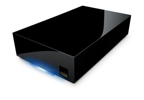 LaCie's Wireless Space is a WiFi Storage Triple Threat