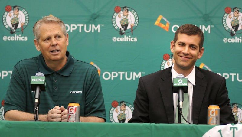Brad Stevens's Wife Negotiated His Boston Celtics Contract
