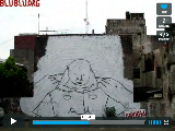 MUTO, A Wall-Painted Animation