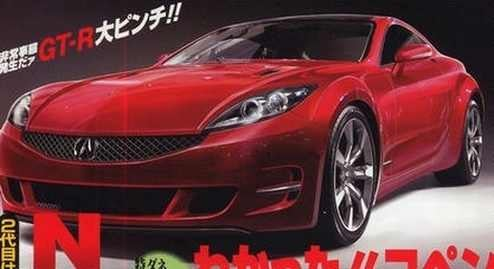 Best Car Scans Reveal Acura NSX To Be Mazda RX-8 Inspired