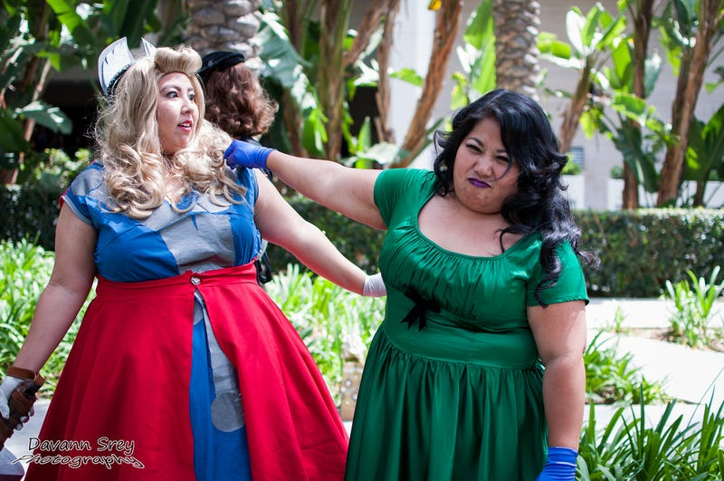 The Most Astounding Cosplay From WonderCon: Day 2!
