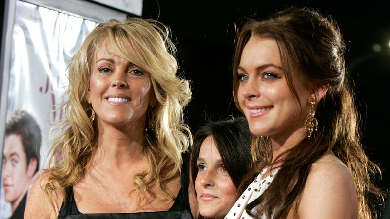 Lindsay Lohan's Parents Blame Lindsay Lohan's Parents for Lindsay Lohan Being 'So Screwed Up'