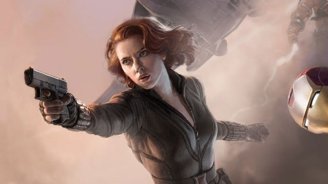 Emily Blunt is glad she didn't play Black Widow in Iron Man 2