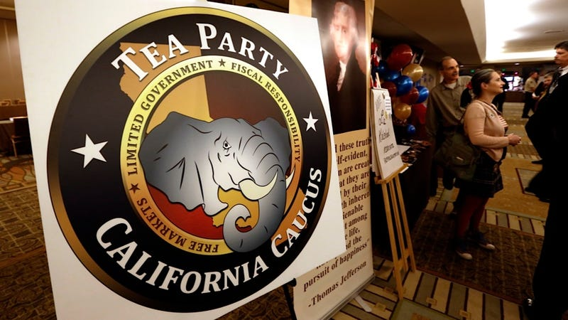 Body Snarking Hillary Buttons a Lowlight at California GOP Convention