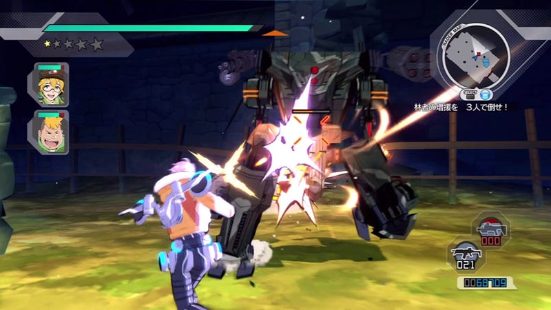 E.X. Troopers Isn't Exactly the Lost Planet I Remember (And That's a Good Thing!)