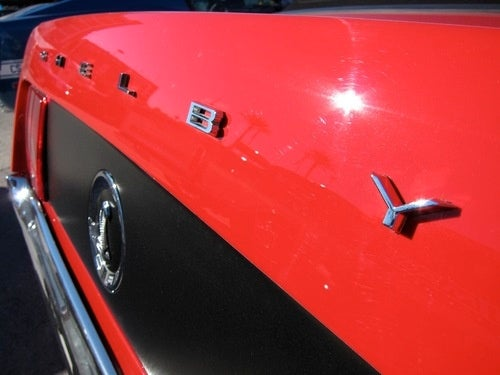 2011 Shelby GT 500 CS Convertible
