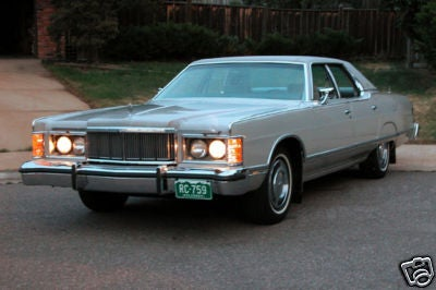 Nice Price Or Crack Pipe: 1978 Mercury Grand Marquis For $15,000?