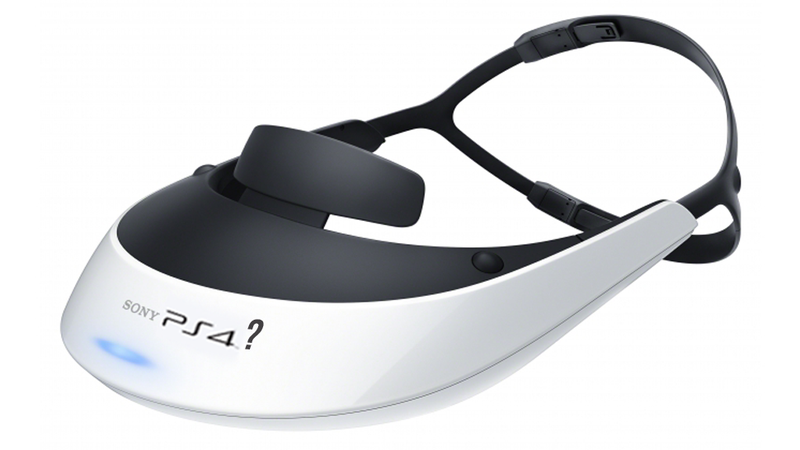 Sounds Like Sony Is Working On A VR Gaming Headset