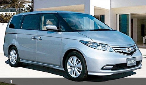2011 Honda Odyssey Concept, Is That You?