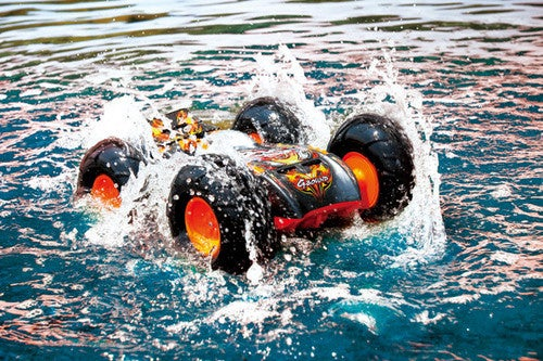 The G-Bound RC Car Drives On Water