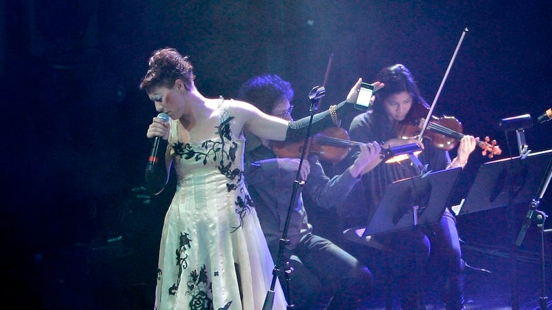 Amanda Palmer Asks Musicians To Play For Free, Pisses Off Musicians [Update]