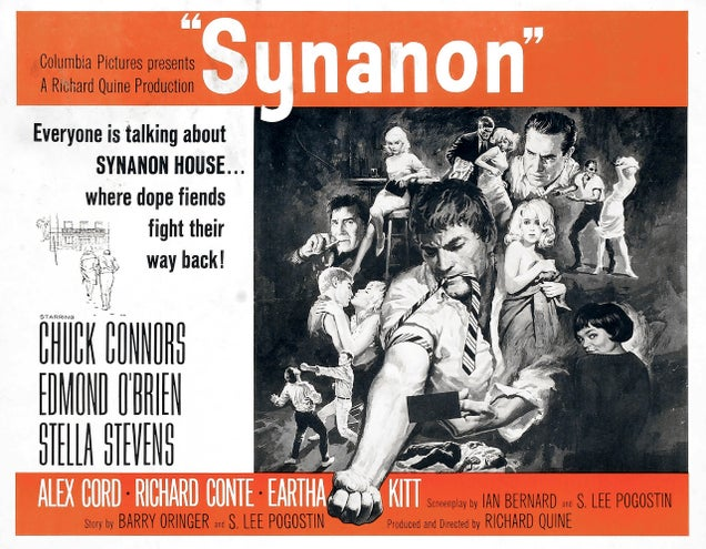 Synanon's Sober Utopia - How a Drug Rehab Program Became a Cult Ytlajyarxp3ouojgdxwd