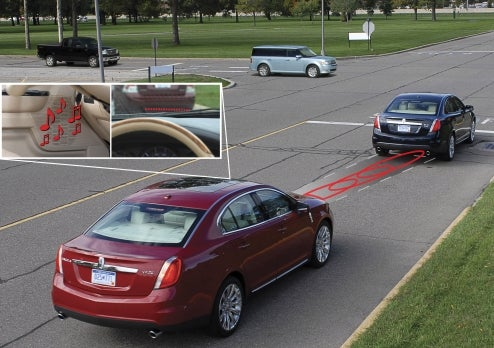 Ford, Lincoln Models Get Active Anti-Collision Technology Option