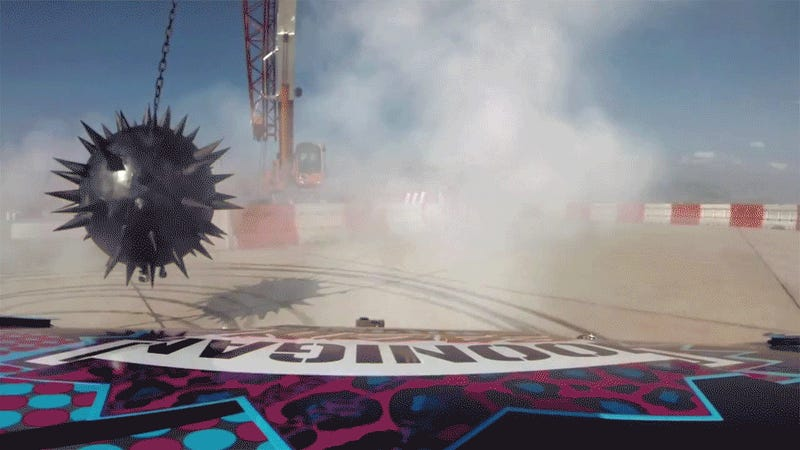 Gymkhana 6: Ultimate Auto Playground