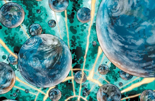 The Multiverse Is Strictly Business, Says DC Comics Czar