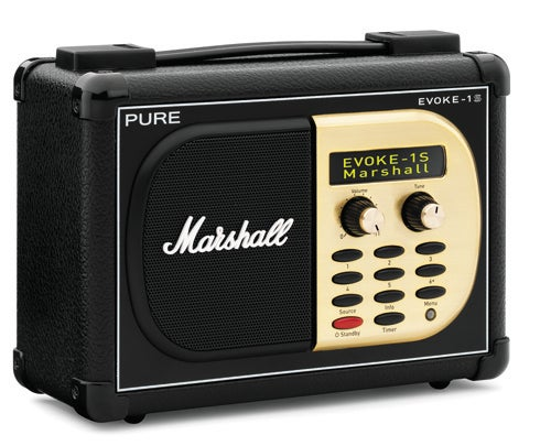 PURE Brings Back Marshall Amp For Digital Radio RAWK Times
