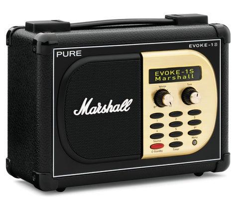PURE Brings Back Marshall Amp For Digital Radio RAWK Times