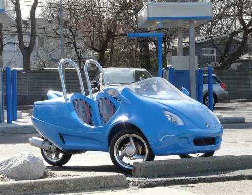 Scoot Coupe Snapped In Detroit, End of World Pending