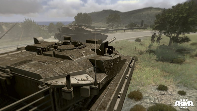 These Military Computer Games Are Ridiculously Ambitious