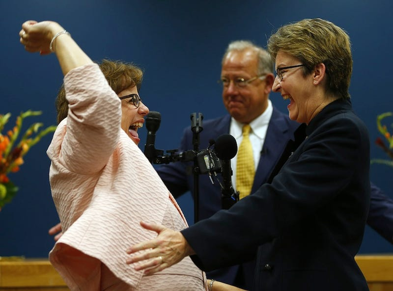 Same-Sex Marriages in New Jersey Have Begun