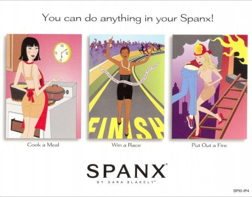 Spanx Will Not Save The World