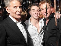 Calvin Klein's Boyfriend's Birthday Party Was a Star-Studded Affair