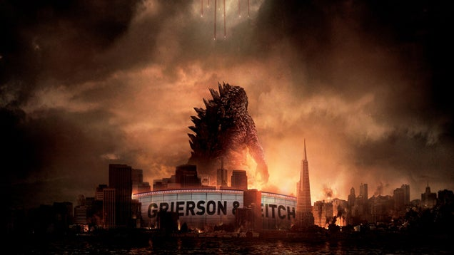 Kill All Humans, Or At Least Mute Them: Godzilla, Reviewed.