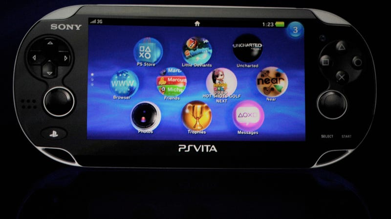 Tokyo Game Show Will Be Flooded with PS Vita Demo Units and New Games