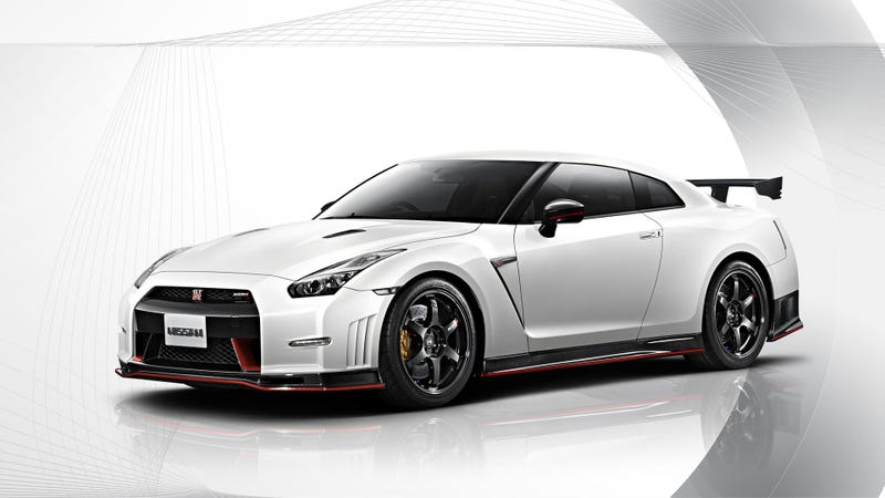 Watch The Nissan GT-R Nismo's 7:08 Nürburgring Lap And Be Amazed